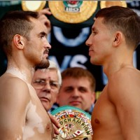 Donaire vs. Walters & Golovkin vs. Rubio weigh-in results, photos & video