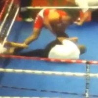 Video: Croatian boxer Vido Loncar suspended for life by AIBA after assaulting referee