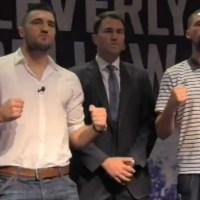 Video & quotes: Heated Cleverly vs. Bellew II press conference