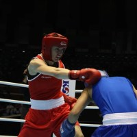 Women's World Championships Final results: Team USA Esparza & Shields win; Katie Taylor continues domination