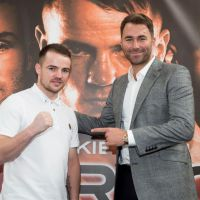 Frankie Gavin signs with Matchroom, added to March 28th card & wants shot at Kell Brook