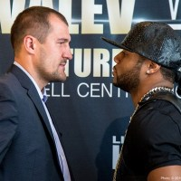 Sergey Kovalev vs. Jean Pascal preview & prediction