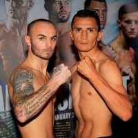 Mitchell vs Estrada weigh-in results & photos