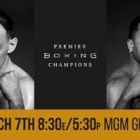Q&A interviews with Keith Thurman, Robert Guerrero, Adrien Broner