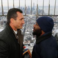 Videos: Klitschko vs. Jennings preview & Klitschko highlight reel