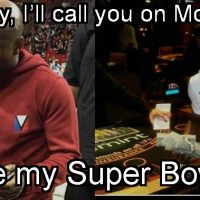 Boxing meme: Mayweather vs. Pacquiao negotiations & Mayweather's Super Bowl betting