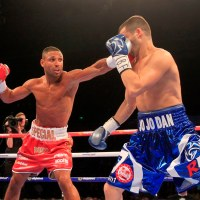 Kell Brook dominates in return; wants Amir Khan July 13 in Wembley