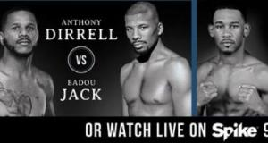 dirrell vs jack jacobs vs truax poster