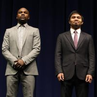 Mayweather still the betting favorite, but odds decreasing