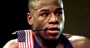 Floyd Mayweather Olympics