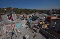 La construcción de la Supervía Poniente. Foto: Miguel Dimayuga