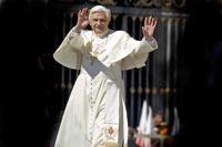 El papa Benedicto XVI. Foto: María Grazia Picciarella