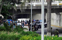 El hallazgo en Veracruz. Foto: Blogdelnarco.com
