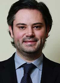 Aurelio Nuño, coordinador de Difusión de la campaña de Enrique Peña Nieto. Foto: Especial