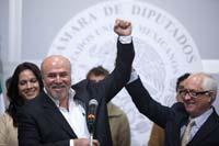 El diputado federal con licencia Manuel Clouthier Carrillo. Foto: Octavio Gómez