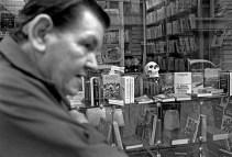 1990. Fallece Hector García (1923-2012), el fotógrafo de la ciudad. Foto: Marco A. Cruz