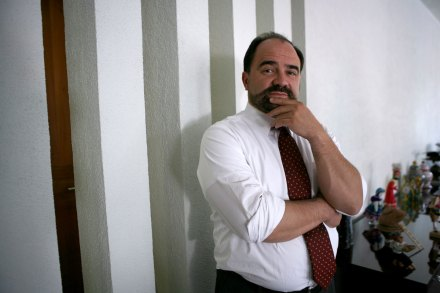 Emilio Álvarez Icaza, secretario ejecutivo de la CIDH. Foto: Alejandro Saldívar