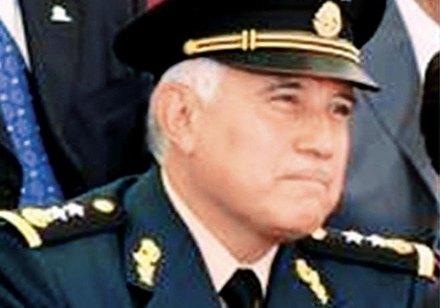 El general Rubén Pérez Ramírez. Foto: Especial