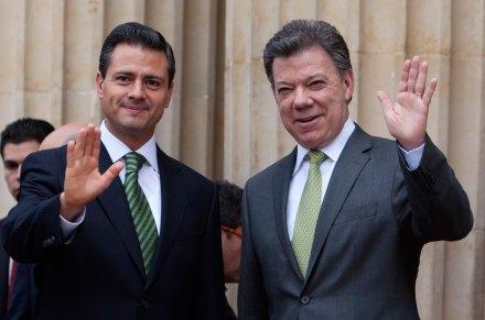 Peña y Santos. Importación de modelo. Foto: AP