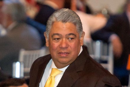 Amador Narcia, vicepresidente de información de Televisa. Foto: Eduardo Miranda