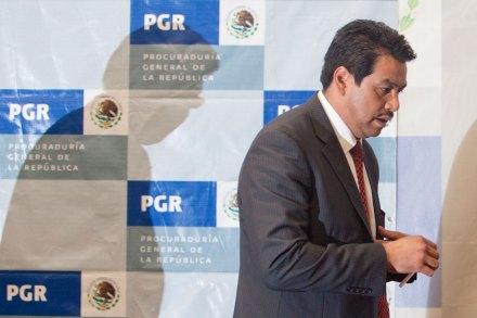 José Cuitláhuac Salinas Martínez, extitular de la SEIDO. Foto: Miguel Dimayuga