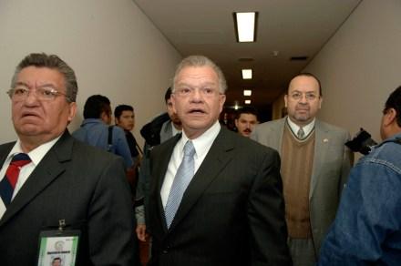 Andres Granier, exgobernador de Tabasco. Foto: Benjamin Flores