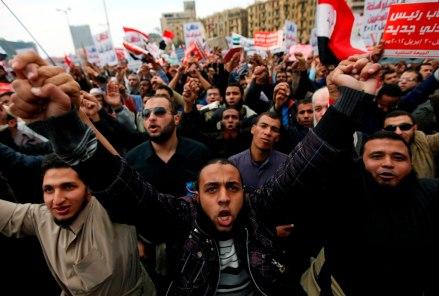 El despertar pacífico en el mundo árabe. Foto: AP
