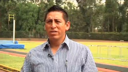 El exmarchista, Noé Hernández. Foto: Tomada de Internet