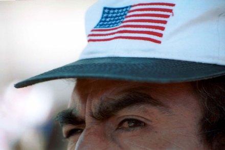 Un migrante mexicano en Estados Unidos. Foto: Rafael Durán