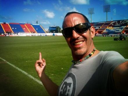 El conductor de Televisa Deportes, Jorge El Chori López Vives. Foto: Tomada de Twitter