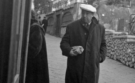 Pablo Neruda. Las eternas dudas sobre su muerte. Foto: AP