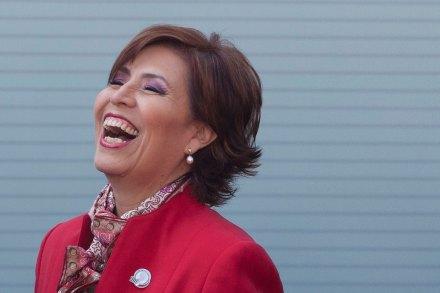 Rosario Robles, titular de la Sedesol. Foto: Octavio Gómez