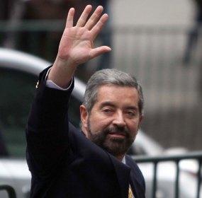 El exsecretario de Salud, Juan Ramón de la Fuente. Foto: Germán Canseco