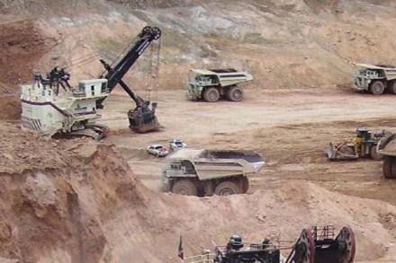 El Peñasquito, una de las tres minas de oro más importantes del mundo. Foto: Mundo Minero