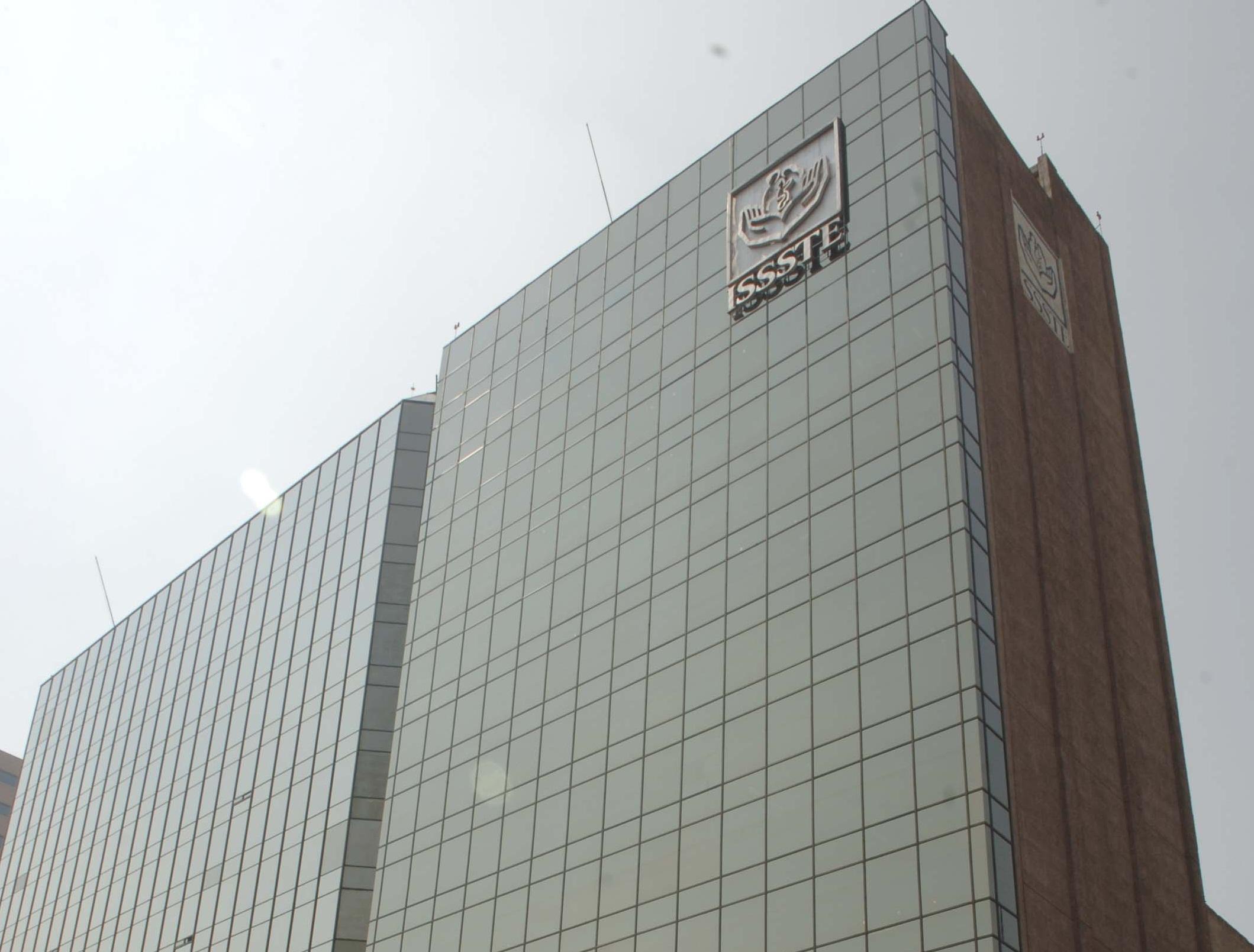 Las oficinas del ISSSTE en la Ciudad de México. Foto: Benjamín Flores