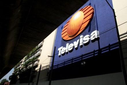 Instalaciones de Televisa en Periférico Sur