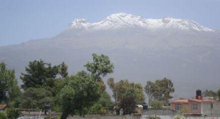 Una mirada desde Ayapango. Foto: Armando Gutiérrez Rodríguez