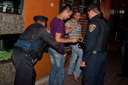Tras las desapariciones, lanzan operativo Zona Rosa Segura. Foto: Eduardo Miranda