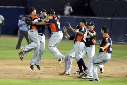 La victoria de los Tigres en Monterrey. Foto: LMB