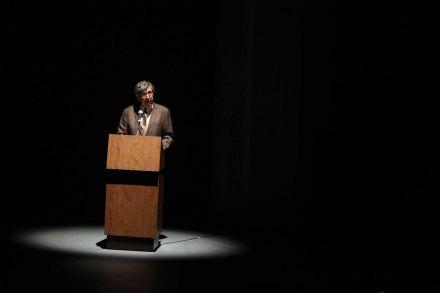 El coordinador de Asuntos Internacionales del DF, Cuauhtémoc Cárdenas Solórzano. Foto: Germán Canseco