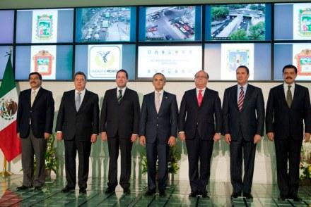 Gobernadores. Los escuderos de la zona centro. Foto: Octavio Gómez