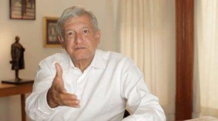 El excandidato a la Presidencia, Andrés Manuel López Obrador. Foto: Youtube