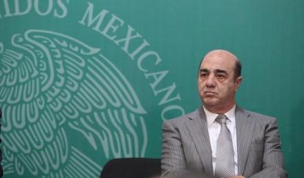 El procurador General de la República, Jesús Murillo Karam. Foto: Benjamin Flores