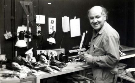 Federico Campbell en una fotografía de 1987. Foto: Archivo Proceso