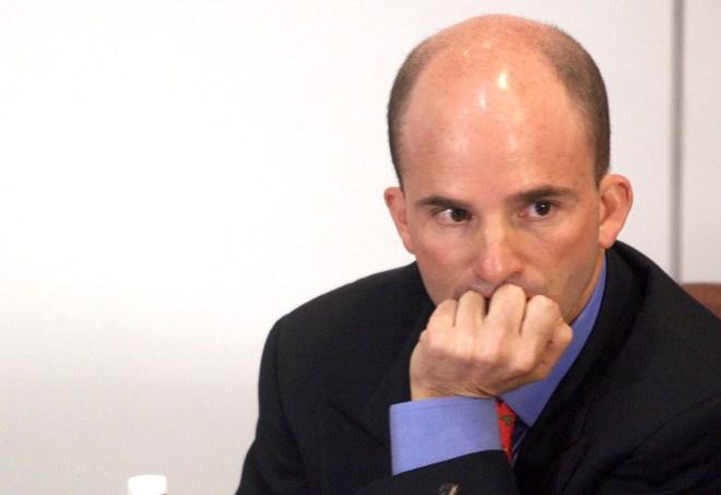 El director del IMSS, José Antonio González. Foto: Octavio Gómez