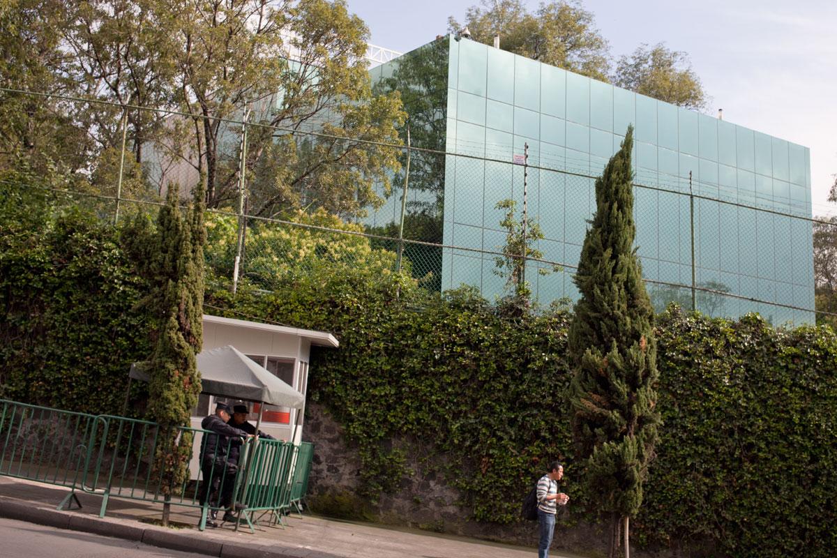 El edificio vergonzante de los pinos - Casa los pinos ...