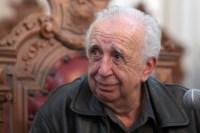 Vicente Leñero. Foto: Germán Canseco