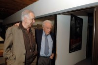 Leñero y Scherer en 2007. Foto: Benjamin Flores