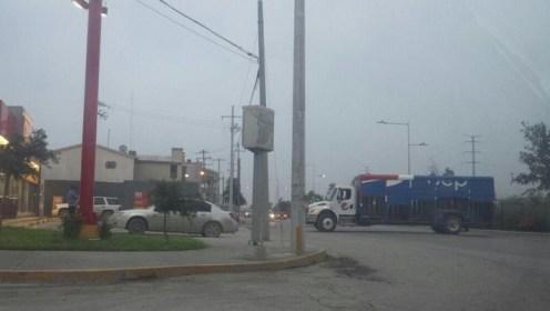 Tamaulipas, bajo la Ley del Narco. BLOQUEO-2