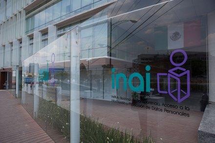 La sede del INAI, al sur de la Ciudad de México. Foto: Octavio Gómez